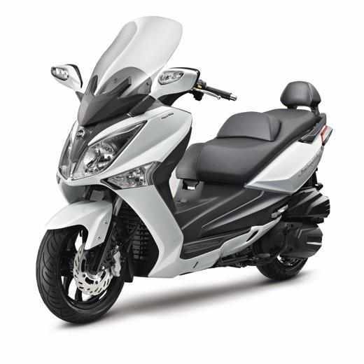 ניס קטנועים למכירה - סאן יאנג HD-01